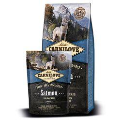 CARNILOVE ADULT SAUMON 12 KG
